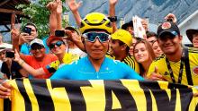 ¿Qué le aporta el deporte a la sociedad? / Nairo Quintanta Instagram oficial