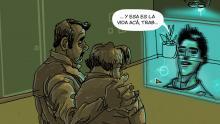 Fanzine de la serie animada de Señal Colombia, Gravedad 1.