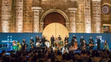 Concierto durante el Festival de Música de Cartagena 2018.