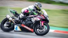 Con solo 17 años Pablo Echeverry ya sobresale en las pistas del motociclismo mundial.