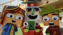 Puerto Papel, co producción infantil ganadora en los Kidscreen Awards