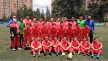 Selección Bogotá infantil lista para las finales del Campeonato Nacional Masculino
