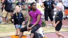 Caster Semenya, atleta sudafricana / Instagram oficial de Caster Semenya