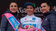Miguel Ángel López, ciclista del Astana / Iraia Calvo