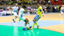 Momento del juego entre Colombia e India / Federación Colombiana de Fútbol de Salón
