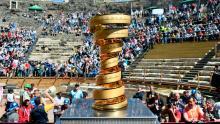 Trofeo del Giro de Italia / Oficial