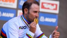 Alejandro Valverde: amor y competitividad / MOVISTAR TEAM