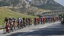 Ecos de la quinta etapa del Giro de Italia / Giro de Italia oficial