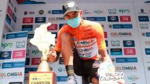 Corredores y ciclistas Vuelta a Colombia 2021