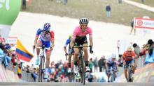 Yates, ganador de la etapa 9 del Giro de Italia / Giro oficial