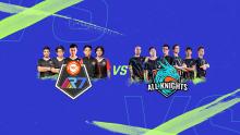 La historia de Rainwbow 7 y All Knights en la Liga Latinoamérica