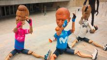 Ciclistas con alma de madera / Julián Bernal para Señal Colombia