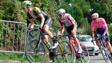 La altimetría y el recorrido de la Bretagne Classic 2020
