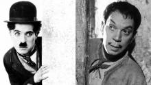 Charles Chaplin y Cantinflas