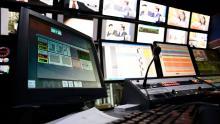 Centro de emisión de RTVC