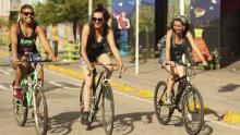 Colectivos de mujeres para subirte a la bici / Facebook oficial de Sabbat Rueda la Fuerza