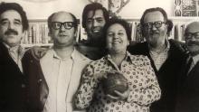 """Escritores del """"Boom latinoamericano"""" en el documental """"La Cláusula Balcells"""""""