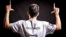 Señal Colombia te obsequia la camiseta de Cotopaco en Infinity Esports