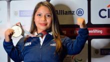 Camino a Tokio: Cristina Poblador, la mujer insignia del para powerlifting colombiano