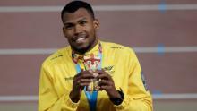 La historia del atleta colombiano Anthony Zambrano
