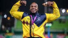Camino a Tokio: Mauricio Valencia va por un doble oro paralímpico