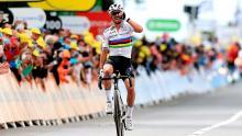 Selecciones participantes del Campeonato Mundial de Ciclismo de Ruta 2021