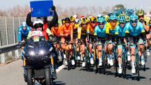 Equipos y ciclistas confirmados para la Vuelta Andalucía 2021