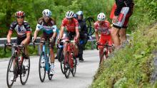 Fugados de la etapa 14 del Giro de Italia