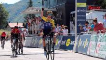 Altimetrías y etapas Tour de L'Ain 2021