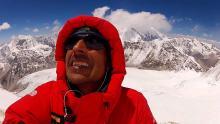 El alpinista Fernando González Rubio en Causas Elevadas