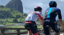 ¿Dónde inician los ciclistas colombianos la temporada 2019? / Instagram Sebastián Henao