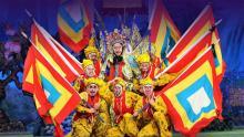 Gran gala de música y danza tradicional de China