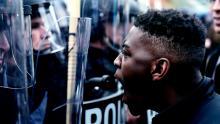 "Imagen del documental ""I'm not your negro"""