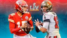 Tom Brady Vs Patrick Mahomes, duelo de generaciones en el Super Bowl