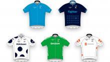 Los maillots del Tour de Dinamarca 2021