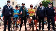 Mauricio Vargas y una mirada general al ciclismo femenino en Colombia