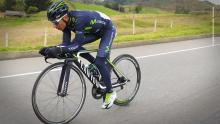 El recorrido que forjó las piernas de Nairo Quintana / Movistar Team