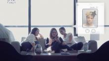 """Personajes del documental """"El amor en los tiempos del match"""""""
