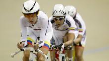Perfil ciclista María Luisa Calle