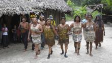 """Imagen de la serie """"Ancestros tribales"""" de Señal Colombia"""