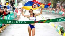 ¿Qué es la marcha atlética en los Juegos Olímpicos?