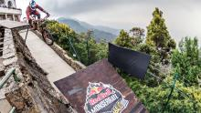 Downhill Red Bull Monserrate