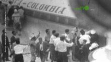 Memoria del deporte: así fue el accidente en avión del Deportes Tolima en 1962