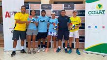 Una generación que ilusiona al tenis colombiano
