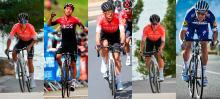 Los ciclistas colombianos que correrán el Tour de L'Ain 2020