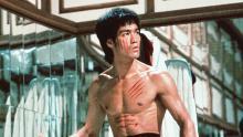 Bruce Lee en la película 'Operación Dragón'