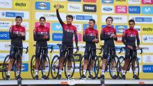 El Team Ineos con Egan Bernal y Richard Carapaz es uno de los favoritos del Tour Colombia 2.1