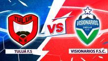 Mira en vivo el duelo entre Tuluá F.S Vs. Visionarios de Sincelejo F.S.C por la Superliga de Microfútbol 2020