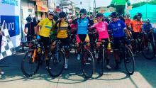 Recorrido de La Vuelta a Colombia femenina 2020