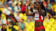 Caterine Ibargüen, atleta colombiana / Comité Olímpico Colombiano